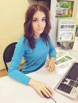Ландшафтный дизайн и проектирование участка в Иркутске - Захарова Анна Сергеевна